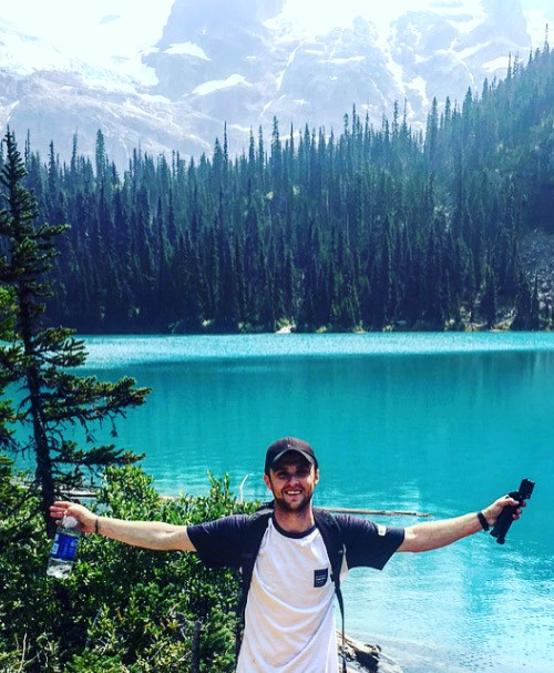 Travel blog - Joffre Lakes