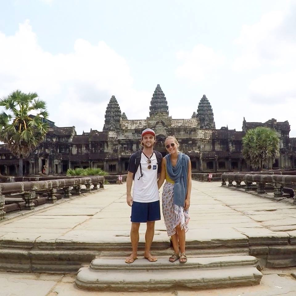 Travel blog - Angkor Watt