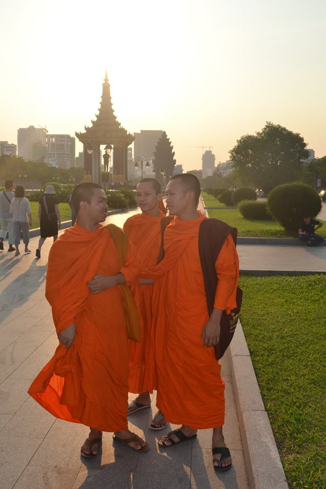 Travel blog - Phnom Penh