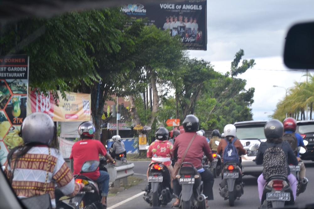Travel blog - Seminyak Bali