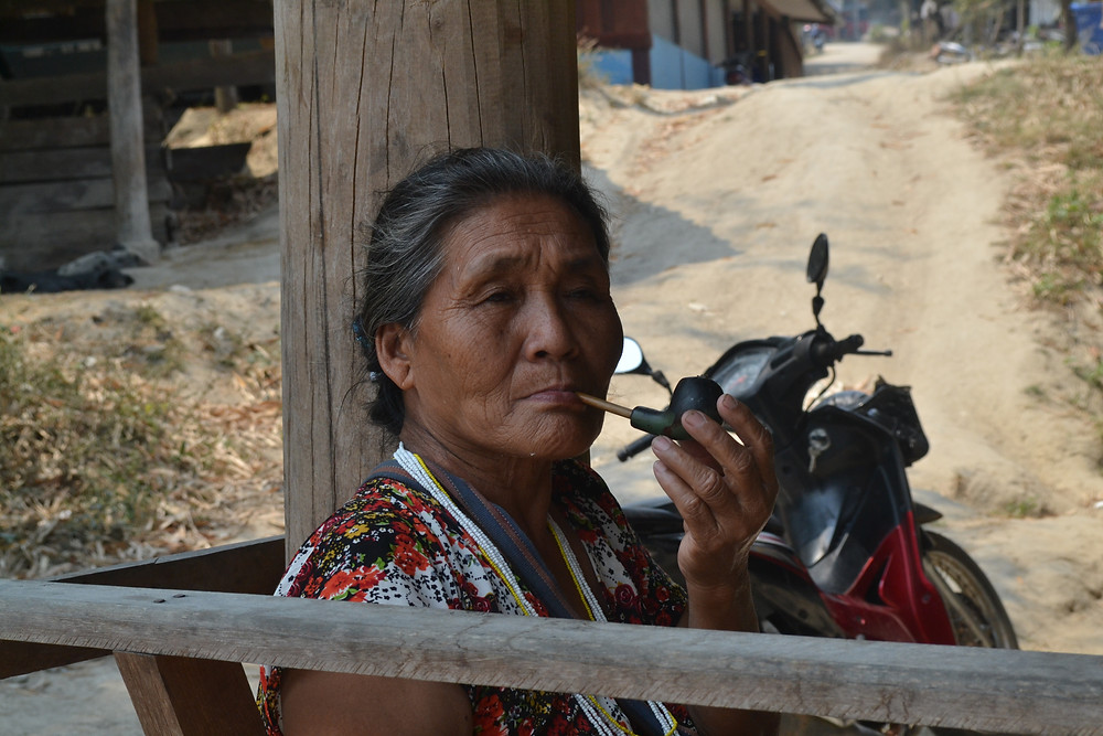Travel blog - Karen Hill tribe Chiang Mai