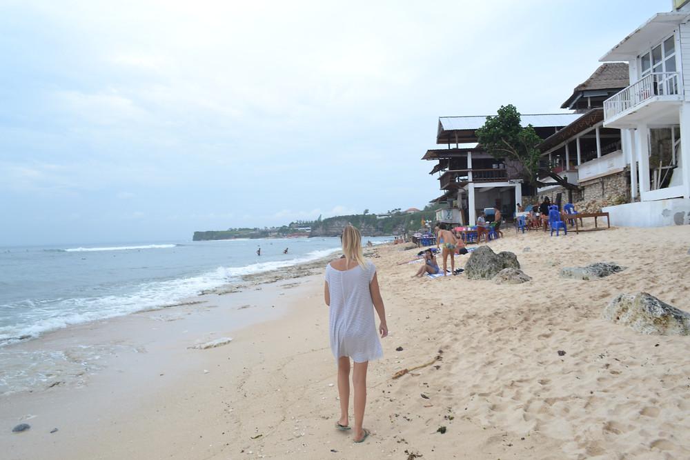 Travel blog - Bingin Beach