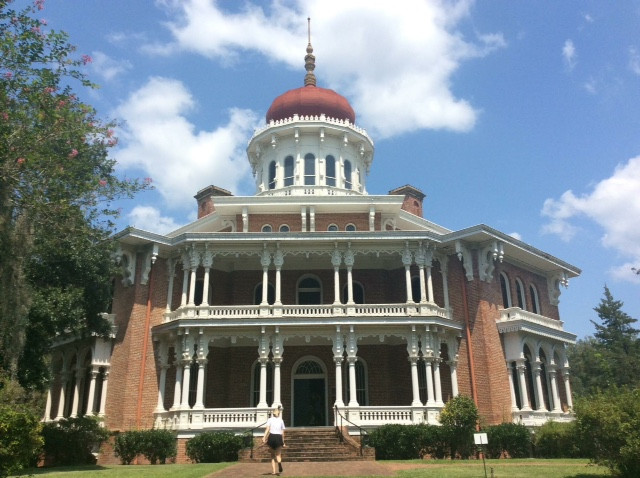 Travel blog America - Longwood House