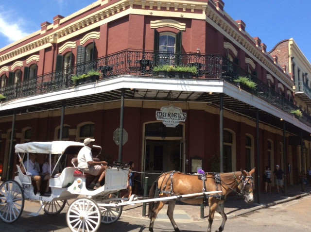 Travel blog America - New Orleans