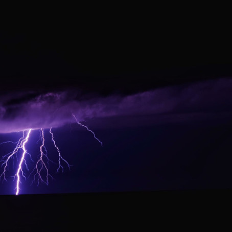 """Lightning Strikes"""