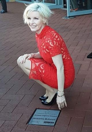 Screen Legend Award, Cinefest Oz