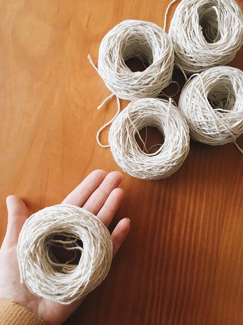 Fio de algodão para urdume