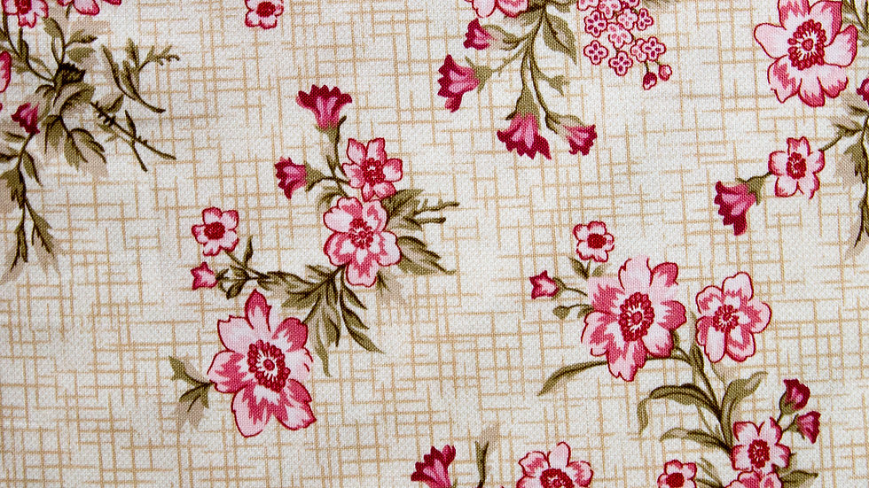 Tickled Pink Quilt Cotton