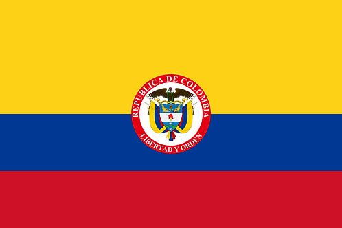 Columbia Popayan