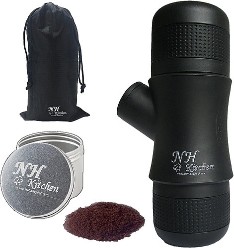 NH-Kitchen Mini Espresso Maker