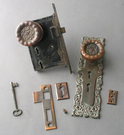 """Reading Hardware Co. 1897 """"Eulalia"""""""