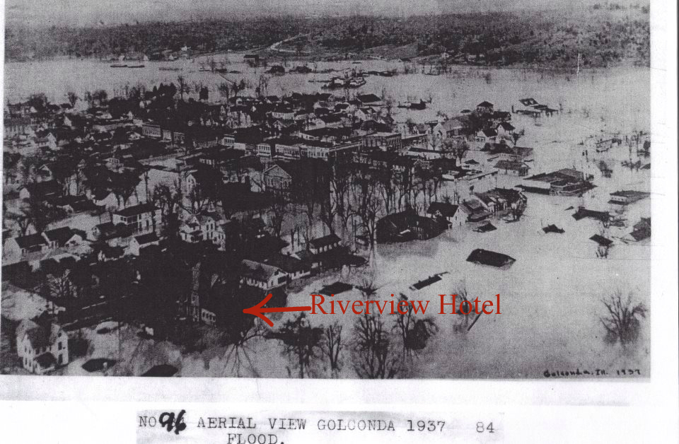 1937 Golconda Flood