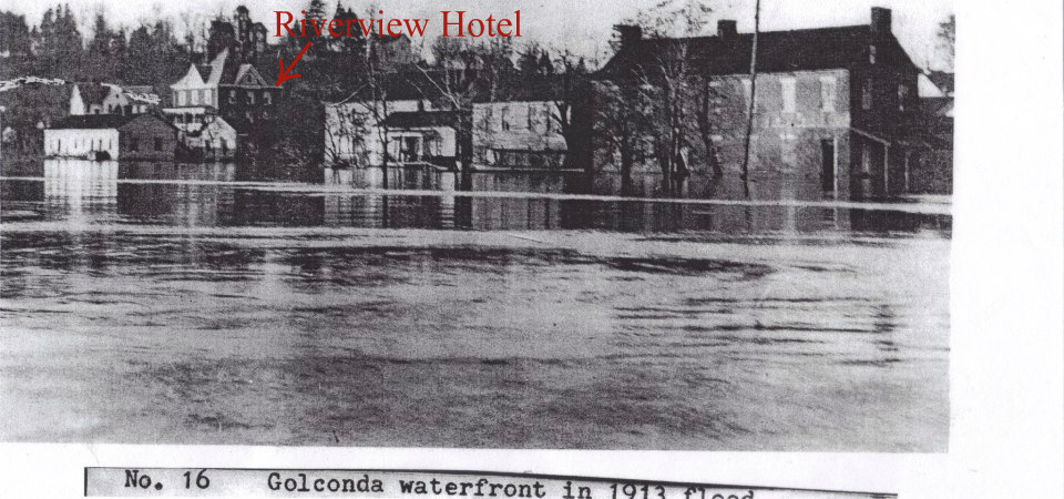 1913 Goldonda Flood