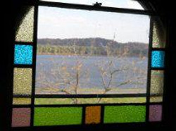 Riverview Suite Stained Glass