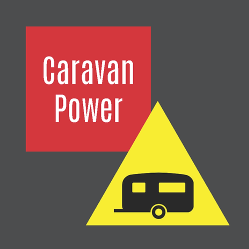 Caravan Power - Campsite Only - Festival of Wheels