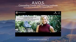 A.V.O.S. Counseling Center (WordPress)