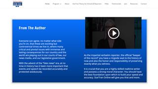 StarTran Online (WordPress)