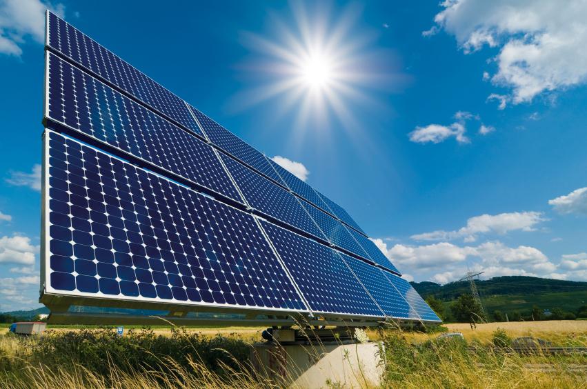 Largest-Solar-Power-Plant
