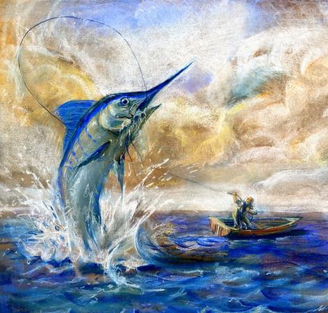 Ернест Хемингвеј - Старац и море