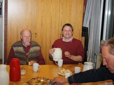 Pastor Lars Lembke zu Gast in Lübeck