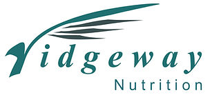 Ridgeway Nutrition Logo - White Backgrou