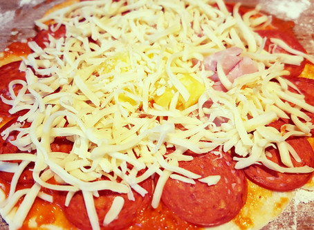 Cooking with your Kids - Pizza!