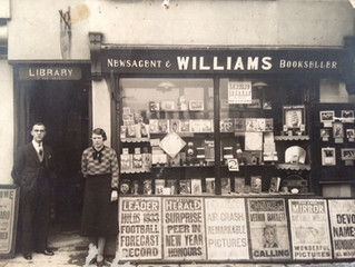 The Old Newsagent