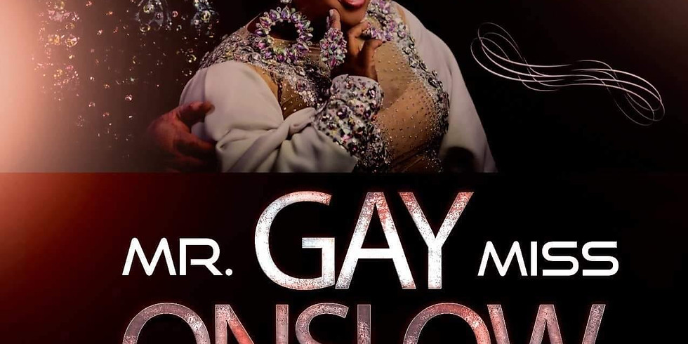 Mr. & Miss Gay Onslow County