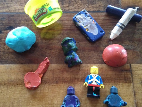 Boredom Buster of the Day: Molded Crayons
