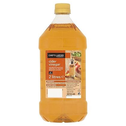 100% Apple Cider Vinegar 2Ltr