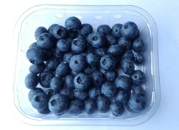 Blueberries English 125g punnet