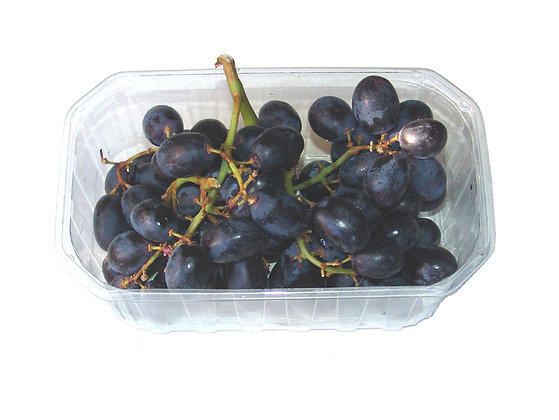Grapes Black S.Africa 500g punnet