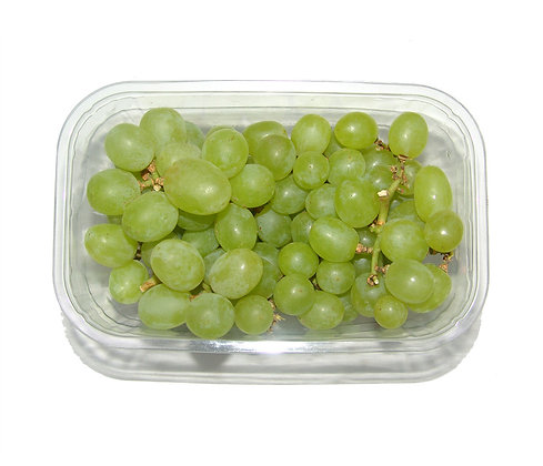 Grapes Green India 500g punnet