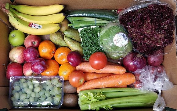 Mixed Seasonal Fruit & Salad Box