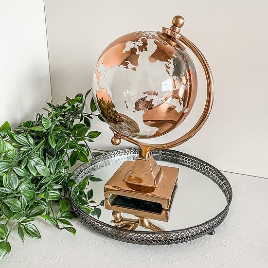 Decorative Globe - Copper