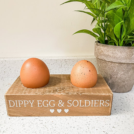 Dippy Egg & Soldiers