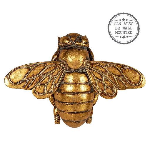 Golden Bee Ornament