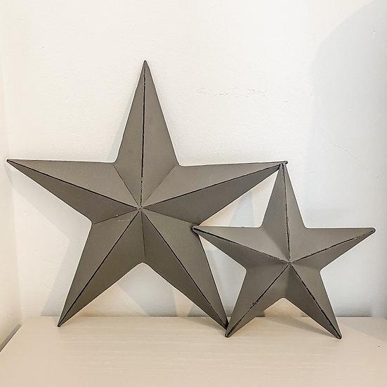 Grey Barn Stars