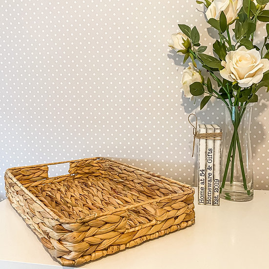 Large Woven Almare Tray