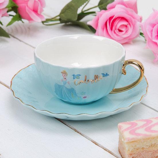Cinderella Teacup and Saucer