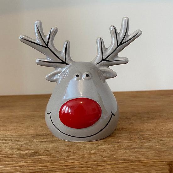 Rudy Reindeer Head