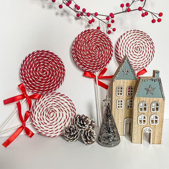 Festive Lollipop