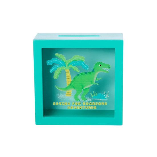 Dinosaur Money Box
