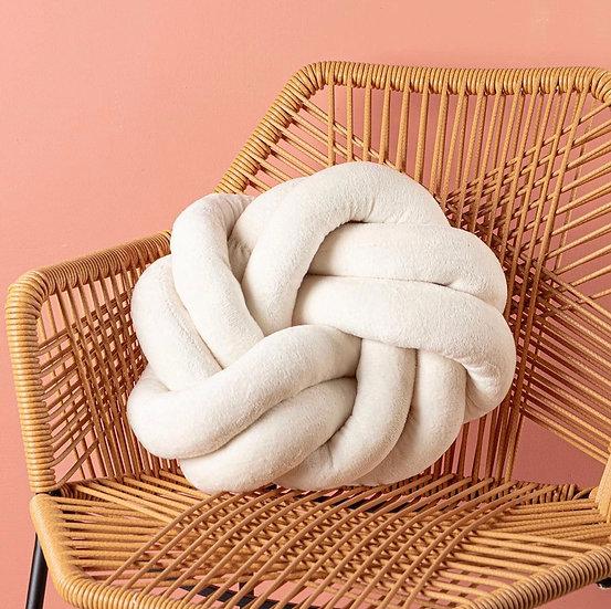 Scandi Knot Cushion