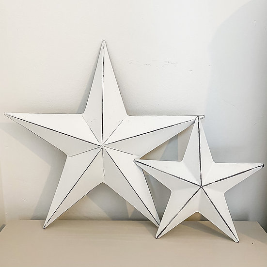 White Barn Stars