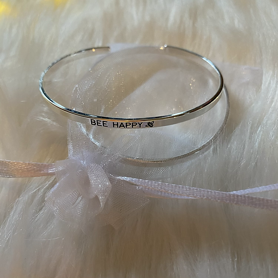 'Betsy Loves' - Bee Happy Bangle
