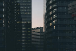 Canva - City, Cityscape, Buildings, Offi