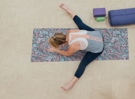 Less back pain, better sleep with Prenatal Yoga