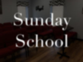 Maranatha Baptist Church Sunday School