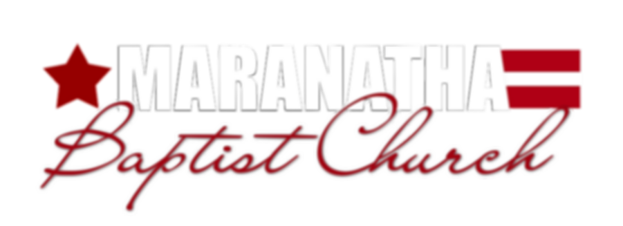 Maranatha Baptist Church Logo
